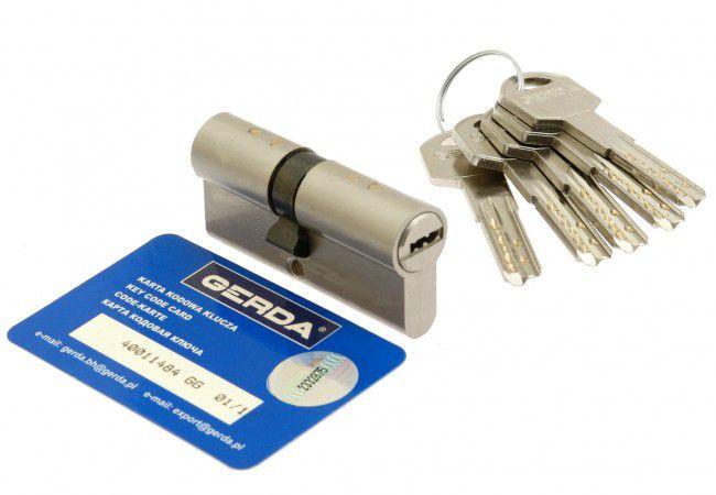 Wkładka gerda pro system klucz